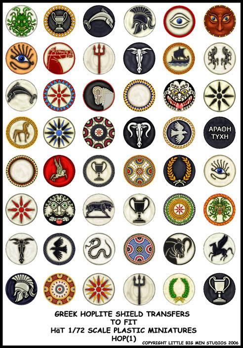 Ancient Greek Shield Insignia Greeks Pinterest Ancient Greek